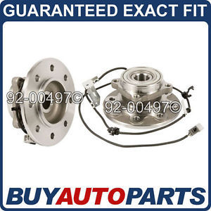 high temperature BRAND  FRONT LEFT WHEEL HUB BEARING ASSEMBLY FOR DODGE RAM 2500 4X4 W/ ABS