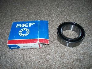 high temperature — SKF 63010-2RS1 Radial Ball Bearing Single Row 50mm x 80mm x 23mm 30A