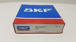 high temperature **** SKF 6309,Radial/Deep Groove Ball Bearing-Metric
