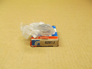 high temperature 1 NIB SKF 6201J RADIAL/DEEP GROOVE BALL BEARING
