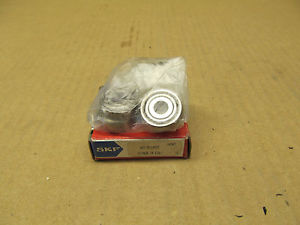high temperature 1 NIB SKF 607-2Z/LHT23 RADIAL/DEEP GROOVE BALL BEARING-BOX OF 3 7MM ID 19MM OD