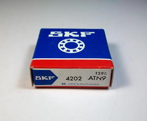 high temperature SKF 4202 ATN9 Radial/Deep Groove Ball Bearing **