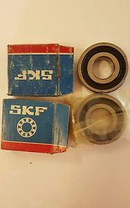 high temperature Skf 6306 2RSJEM  lot of two ball bearings
