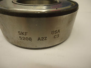 high temperature SKF 5208 A-2Z/C3 BALL BEARING