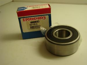 high temperature SKF 5306 A-2RS1/C3 DOUBLE ROLL BALL BEARING **NIB**