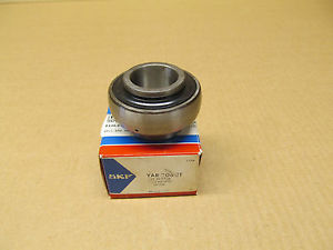 high temperature 1 NIB SKF YAR 206-2F YAR2062F BALL INSERT BEARING 30MM X 62MM LOCKING DEVICE :SS