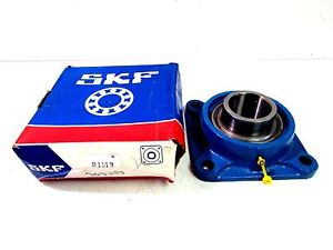 high temperature SKF FY 2.1/2 TM BALL BEARING FLANGE UNIT 4-BOLT CAST IRON **NIB**