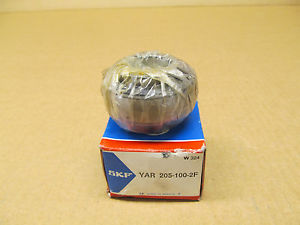 "high temperature 1 NIB SKF YAR-205-100-2F YAR2051002F BALL INSERT BEARING 1"" x 52MM"