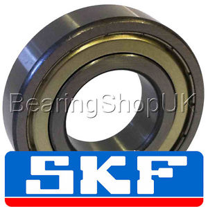 high temperature 6003-2Z – SKF Metric Ball Bearing