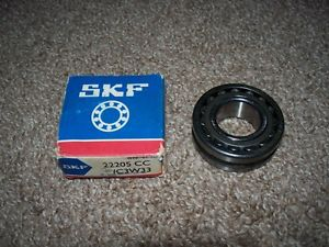 high temperature — SKF 22205 CC/C3W33 Spherical Roller Ball Bearing 30A