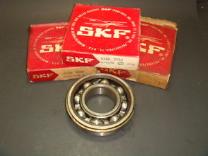high temperature ONE, , SKF, BALL BEARING, DEEP GROOVE, 6310 ZNRJ,  IN FACTORY BOX