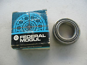 high temperature LOTS OF 2 FEDERAL MOGUL WHEEL BEARING AND RACE SET (#A39)