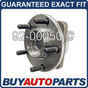 high temperature BRAND  PREMIUM QUALITY FRONT WHEEL HUB BEARING ASSEMBLY FOR DODGE & CHRYSLER