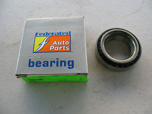 high temperature LOTS OF 2 FEDERATED BEARINGS WHEEL BEARING AND RACE SET (#A39)
