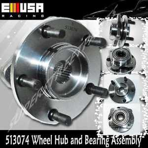 high temperature Front WHEEL HUB BEARING ASSEMBLY for 91-95 Plymouth Grand Voyager LE EXD 14""