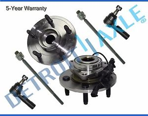 high temperature Brand New 6pc Complete Front Suspension Kit for 2006-2008 Dodge Ram 1500 2WD