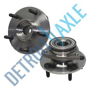 high temperature Pair of 2 Front Driver and Passenger Wheel Hub and Bearing 4WD NO ABS