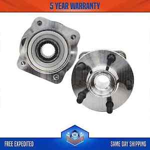 high temperature Front Right and Left Wheel Hub Bearing Set 2.5 3.0 3.3 3.8 L For Dodge Caravan