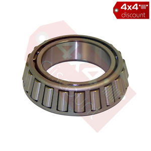 "high temperature Side Bearing Cone Assale posteriore Chrysler 8.25"" Dodge Nitro KA 2007/2011"