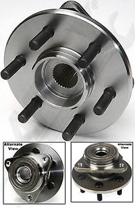 high temperature APDTY 515007 Wheel Hub Bearing Assembly Front 97-03 Dakota Durango 4X4 Non-ABS
