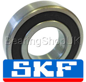 high temperature 6206-2RS1C3 – SKF Metric Ball Bearing