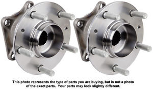 high temperature Pair New Rear Left & Right Wheel Hub Bearing Assembly – Dodge Chrysler Plymouth