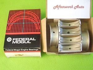 high temperature Federal Mogul 4999M Std Main Bearing Set for 1974-1995 Dodge 360 V8, Plymouth