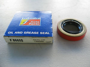 high temperature FEDERATED BEARING WHEEL SEAL (#F8660S)