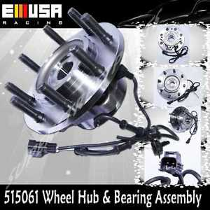 high temperature Front Wheel Hub Bearing 04-05 SLT Crew Cab & Chassis 4D 5.7L 8 LUG 4WD 515061