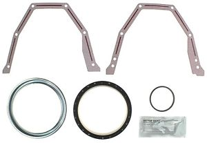 high temperature Engine Main Bearing Gasket Set Rear Victor JV1690