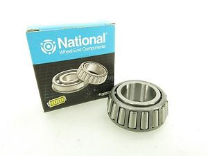 high temperature  National Wheel Bearing Tapered Roller LM12749 Dodge Chrysler Ford Cadillac