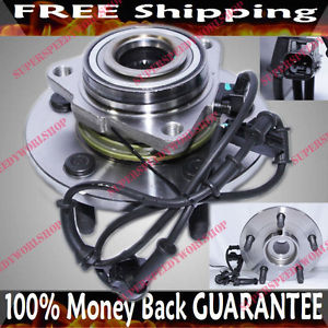 high temperature Front Wheel Hub Bearing for02-05 Dodge RAM1500 ST Crew Cab Pickup 4D 5LUG 515073