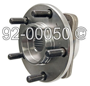 high temperature Chrysler Dodge Caravan 1996+ New Replacement Front Wheel Hub Bearing Assembly