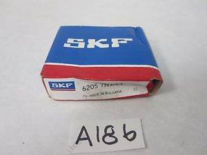 high temperature SKF Ball Bearing 6205 TN9/C4 24- Made in Bulgaria 308M 1 piece