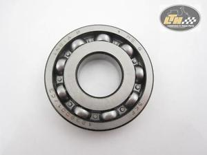 "high temperature Ball bearing 613912 C3 25x62x12 Crankshaft Clutch ""SKF"" 9-ball Vespa PX, Sprint"