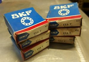 high temperature EE6 Y SKF Deep Groove Ball Bearing Single Row