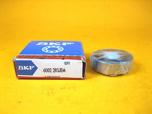 high temperature SKF –  6002 2RSJEM –  Ball Bearing