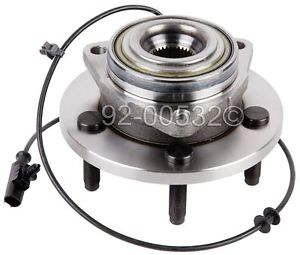 high temperature New Front Wheel Hub And Bearing Assembly For Dodge Durango
