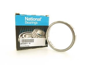high temperature  National Wheel Bearing Race LM104911 Ford Dodge Ram Truck Axles 1978-2016