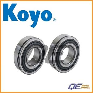 high temperature 2 Rear Outer Wheel Bearing Koyo MB569972 For: Mitsubishi 3000GT Eclipse Galant