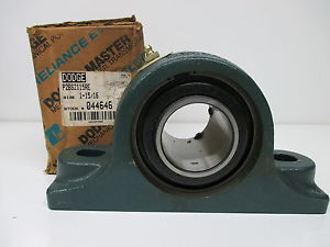 high temperature 1-15/16 DODGE S-2000 INDUSTRIAL FLANGE BEARING P2BS2115RE 044646 (LL2053)