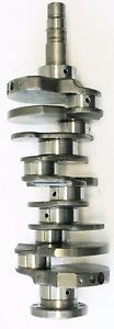 high temperature Dodge 2.7 Crankshaft with Main and Rod Bearings (Gas Engine)