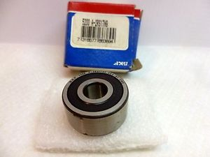 high temperature SKF 5200 A-2RS1TN9 Double-Row Ball Bearing, 10mm ID x 30mm OD x 14mm wide, C102