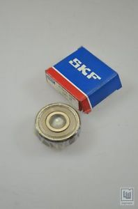 high temperature SKF 6301-2Z Rillenkugellager 1-reihig, abgedichtet / Deep groove ball bearing si