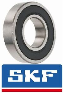 high temperature 63042RS Genuine SKF Bearing, 20mmX52mmX15mm Sealed Metric Ball Bearing 6304-2RS