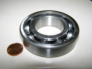 high temperature SKF USA 6207 RS1 bearing roller ball metric 72 x 35 x 17 MM ABEC No # 1
