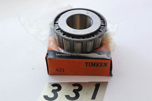 "high temperature ""  OLD"" Timken Taper Ball Bearing  421"