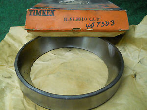 high temperature Timken H-913810 Cup Bearing Old Stock Ball Bearings