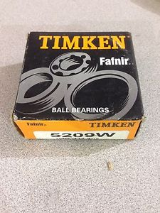 high temperature  IN BOX TIMKEN ROLLER BALL BEARING 5209W