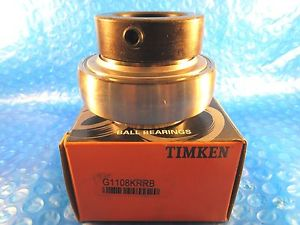 high temperature Timken G1108KRRB Wide Inner Ring Ball Bearing